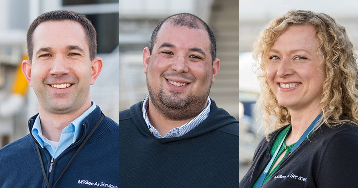 McGee Air Services Makes Changes to Senior Leadership Team